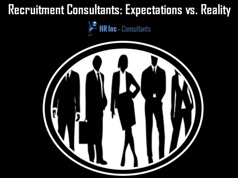 recruitment consultant   expectation vs reality
